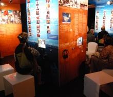 """Exposition itinérante """"Itsasturiak, les gens de la mer"""" (2011 - ICB)"""
