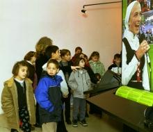"""Exposition itinérante """"Kantuketan, l'univers du chant basque"""" (ICB - 2001)"""