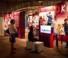"Exposition itinérante et multimédia ""SOKA, regard sur la danse basque"" (2015)"