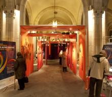 """Exposition itinérante et multimédia """"Batekmila, les mondes basques"""" (2007 - ICB)"""